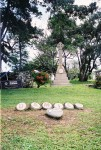 Father Damien Monument Kalaupapapa Moloka'i