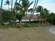 Hotel Molokai Beach Front Hammocks!