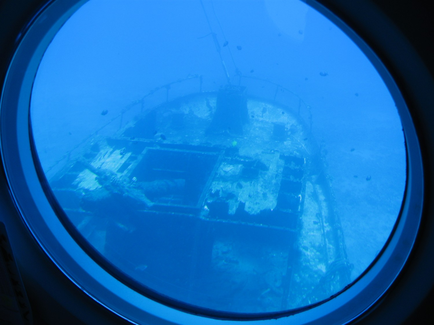 Window and Carthaginian Ship