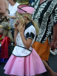 Lahaina keiki childresn costume contest 2014