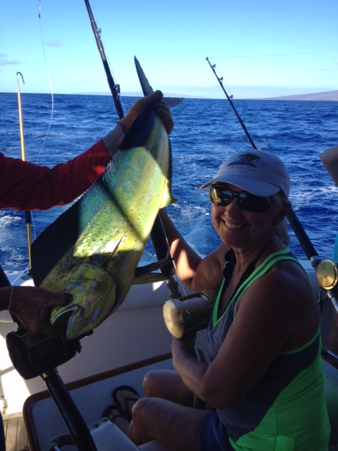 Deep Sea Fishing with Rascal Fishing Charters